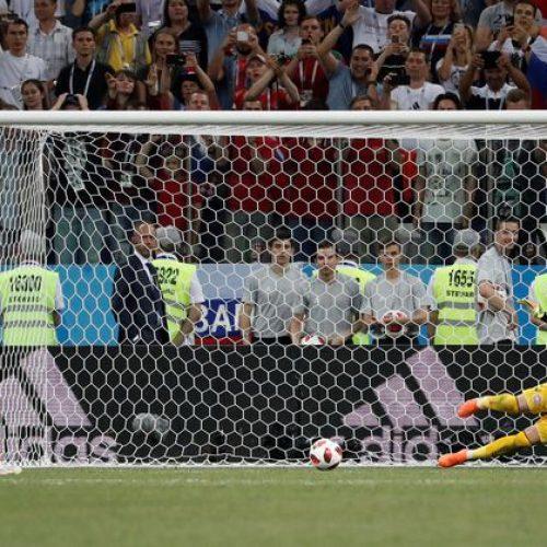 Croácia elimina a Dinamarca nos pênaltis e está nas quartas de final