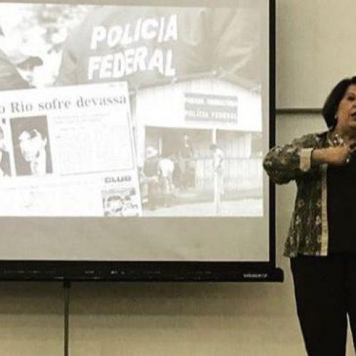 Dias Toffoli deve soltar Lula em setembro, diz Eliana Calmon, em Feira