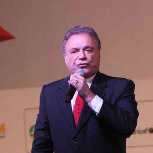 Em evento da CNI, Álvaro Dias propõe lista tríplice para indicações ao STF