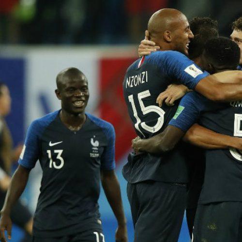 França vence Bélgica, encerra o sonho dos algozes do Brasil e vai à final da Copa