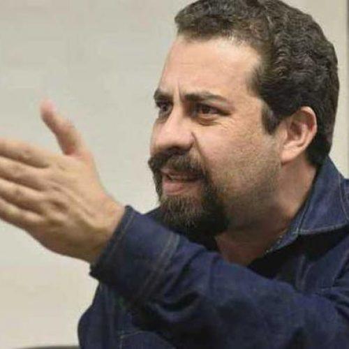 Guilherme Boulos, pré-candidato do PSOL à Presidência, quer elevar impostos