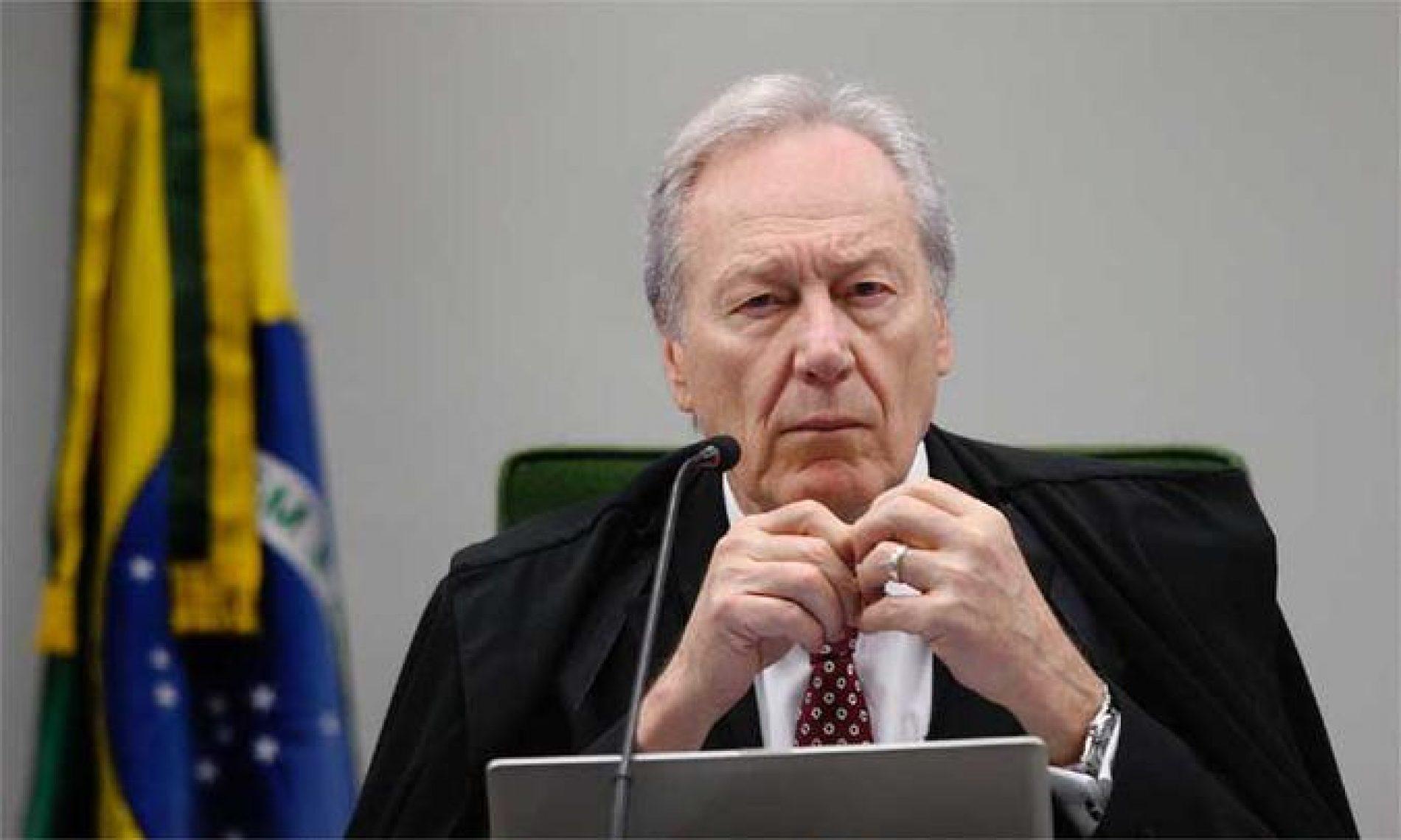 Lewandowski pede vista e suspende julgamento de mais um recurso de Lula