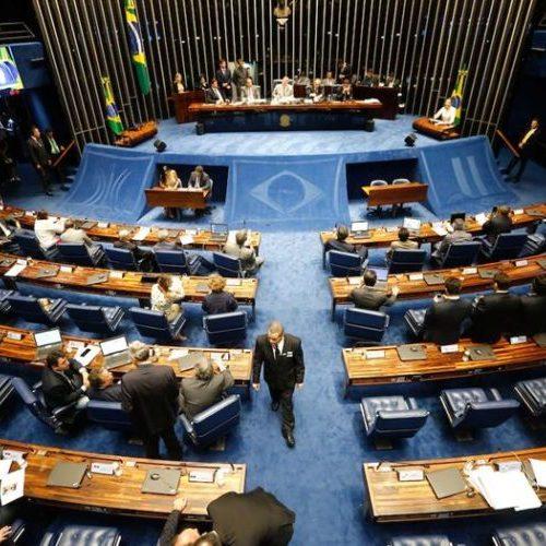 Senado adia esforço concentrado para semana que vem