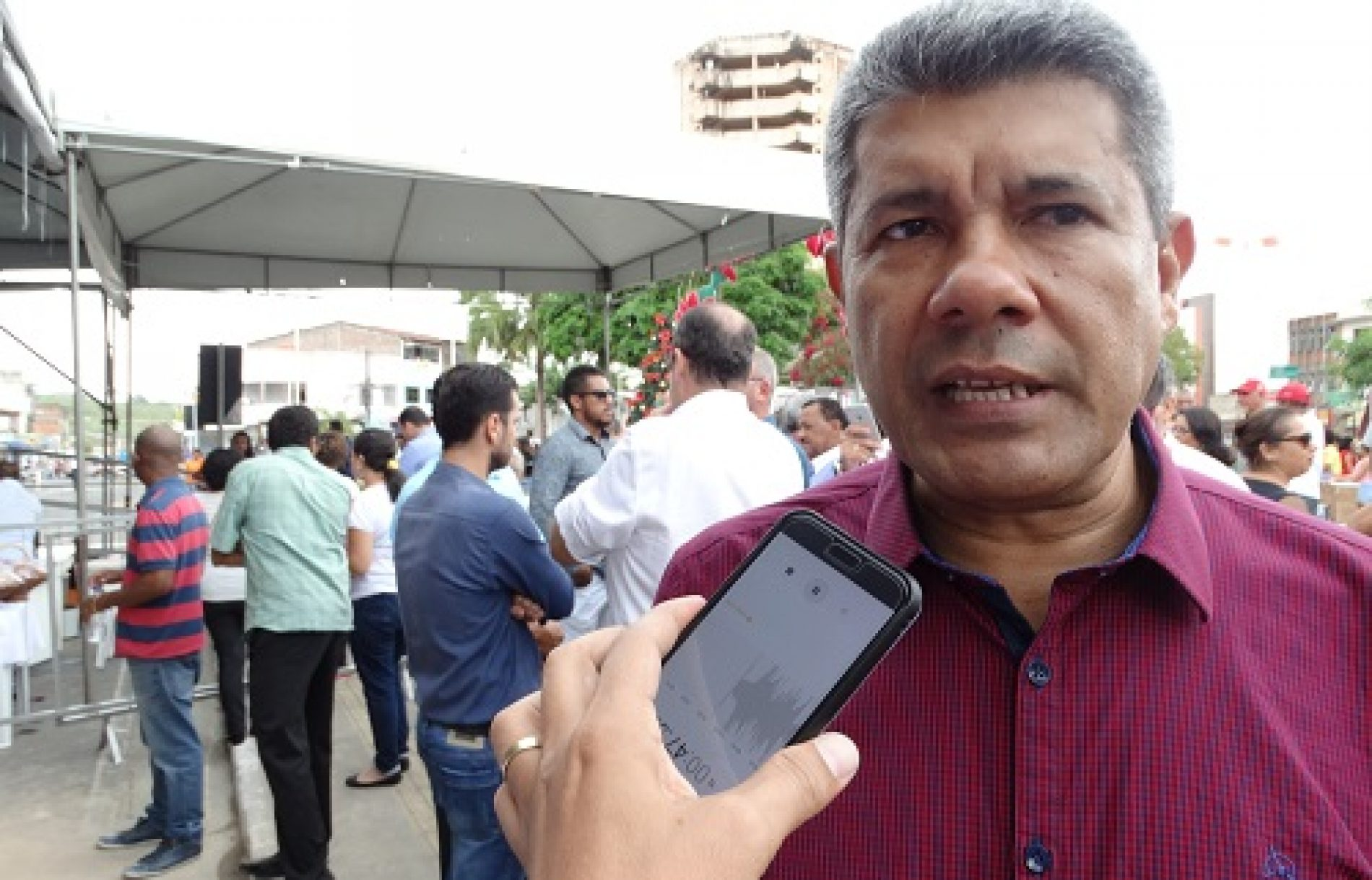 Jerônimo Rodrigues deixa Secretaria de Desenvolvimento Rural