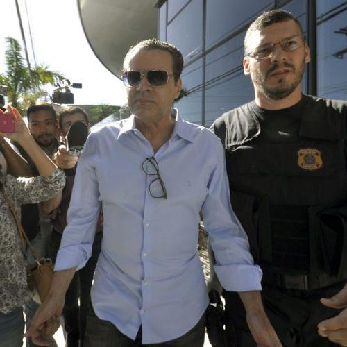 Juiz concede liberdade ao ex-ministro Henrique Eduardo Alves