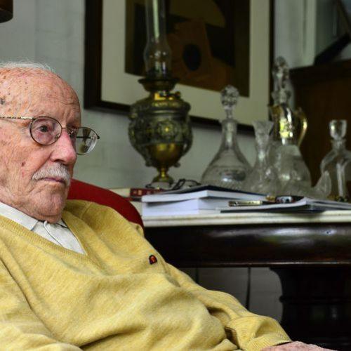 Jurista Hélio Bicudo morre aos 96 anos