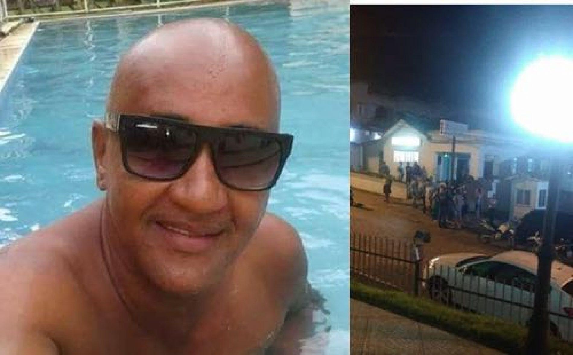 Locutor de eventos é assassinado em Ibicuí