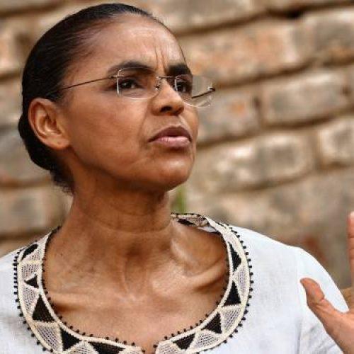Marina critica a velha política, mas o seu partido alia com DEM e PSDB