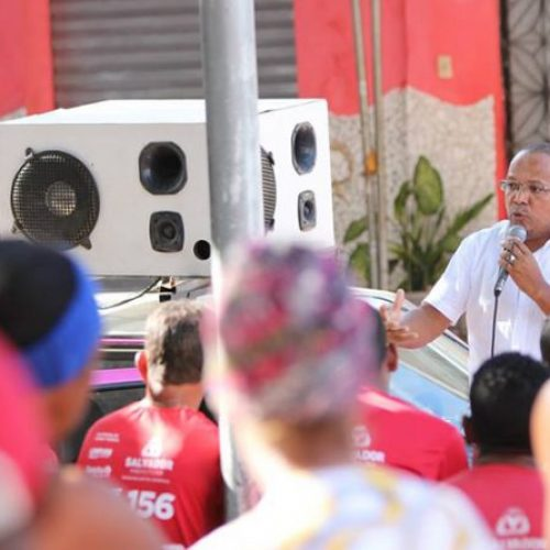 No norte baiano, Suíca dispara contra reformas do governo Temer