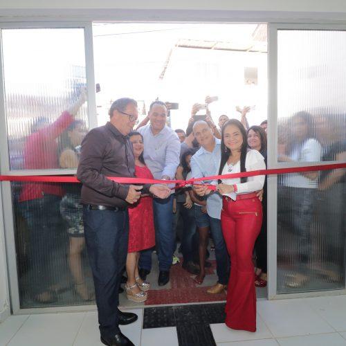 Lauro de Freitas: Nova sede da USF Cidade Nova amplia atendimento à saúde em Itinga