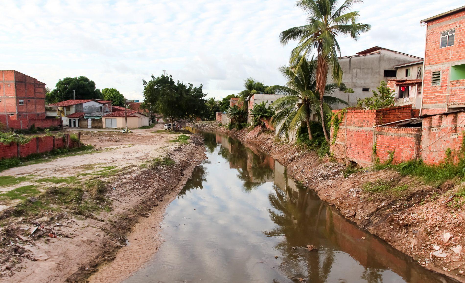 Obras de Urbanização Integrada da Bacia do Rio Camaçari trarão diversos benefícios ao município