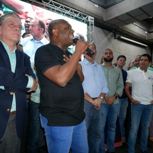 PSC não abre mão de ter Irmão Lázaro candidato ao Senado
