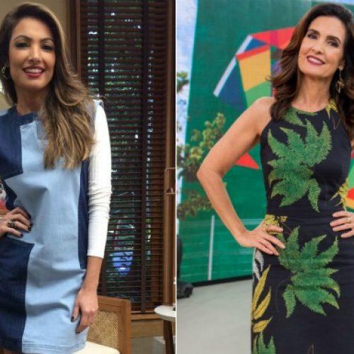 """Apresentadora Patrícia Poeta irá substituir Fátima Bernardes, no programa """"Encontro"""""""