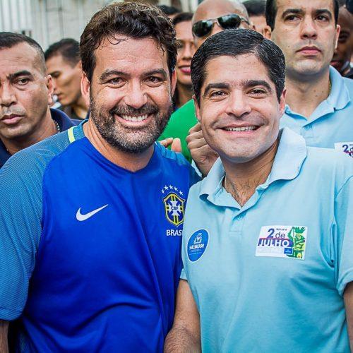 Paulo Magalhães exalta popularidade de Neto e cutuca oposição: não aceitam que temos o maior líder político da Bahia