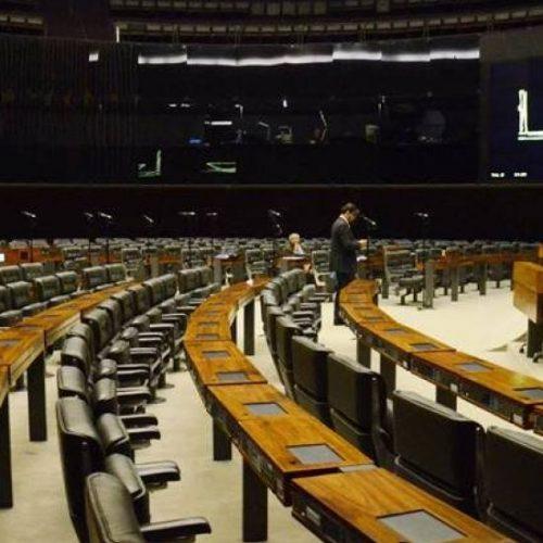 Pedido de abono de falta aumenta 11 vezes na Câmara dos Deputados