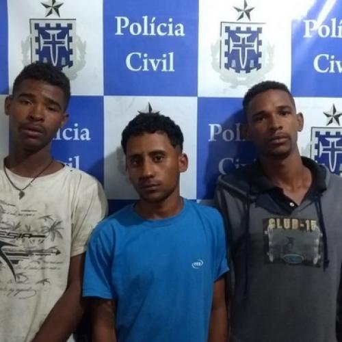 Barra da Estiva: Suspeito de matar diretor de escola é morto em confronto e outros três são presos
