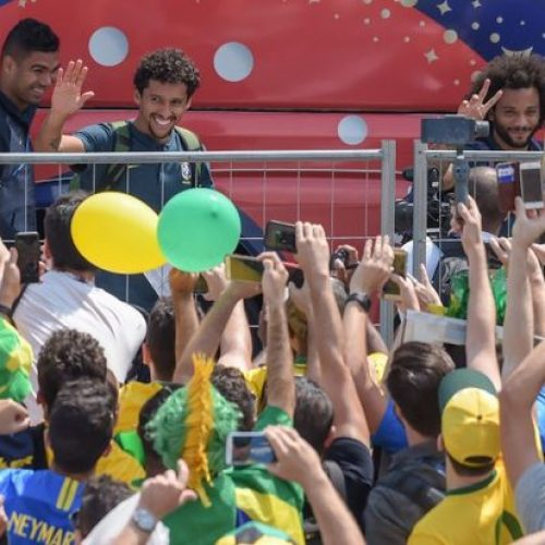 Tite confirma volta de Marcelo e espera futebol bonito contra Bélgica