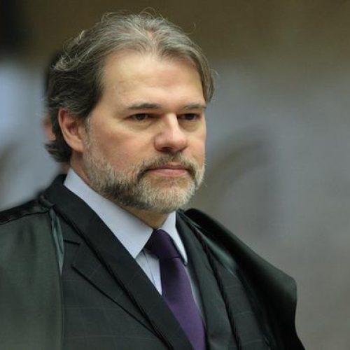 Judiciário não pode fechar os olhos à violência, diz Toffoli