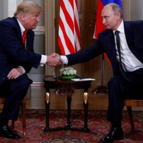 Trump culpar seu país pelas hostilidades entre EUA e Rússia