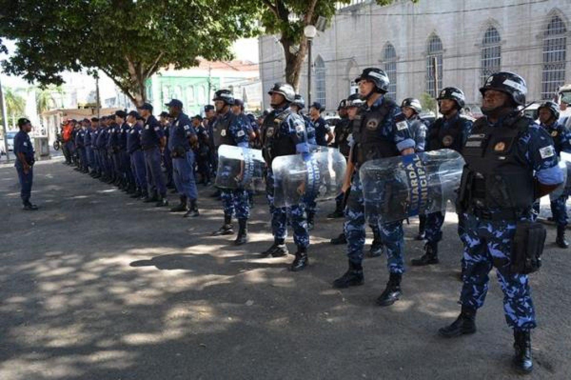 Feira de Santana: Concurso da Guarda Municipal terá edital lançado na próxima quarta (1º)