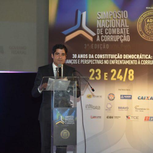 ACM Neto enaltece importância da Lava Jato para o Brasil