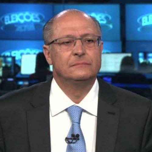 Alckmin diz que vai acabar com saidinhas de presos, caso eleito presidente