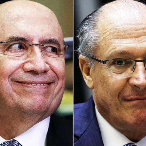 Alckmin e Meirelles usam inserções contra Bolsonaro