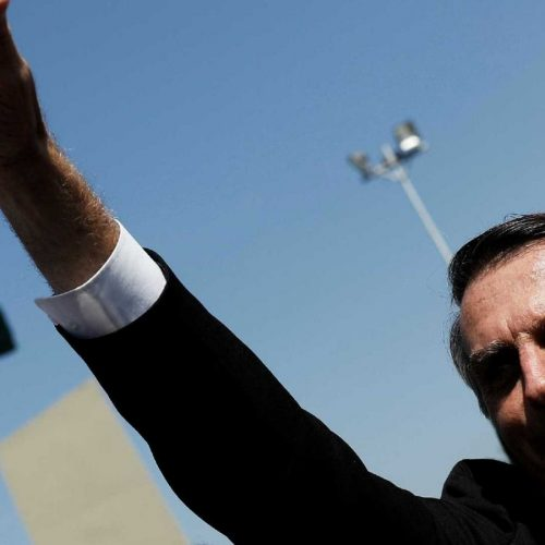 Apoio a Bolsonaro é maior entre homens, mostra pesquisa