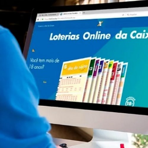 Caixa vai permitir apostas em loterias pela web; valor mínimo será R$ 30