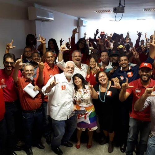 Galo faz plenária em Serrinha e fortalece apoio popular a Lula no Portal e no Sisal