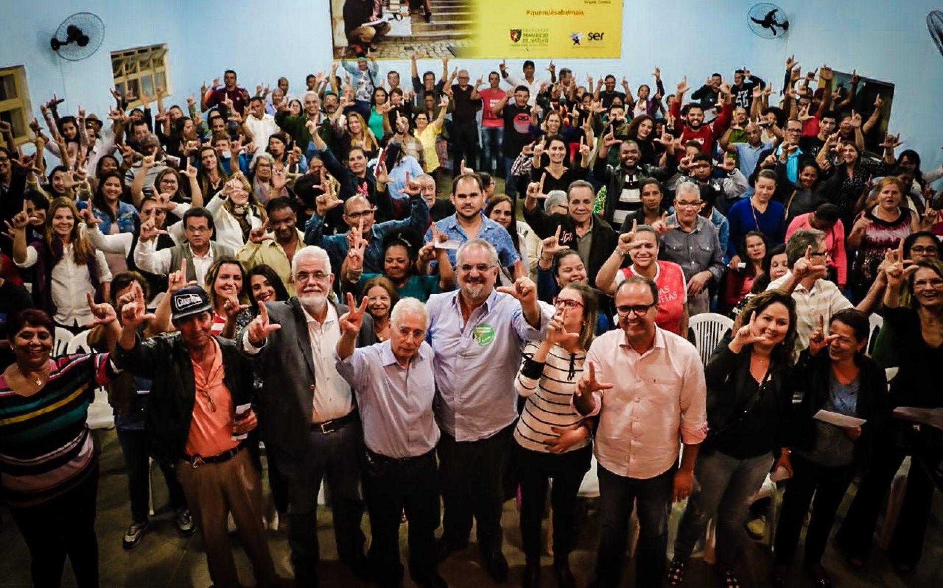 Conquista: Guilherme Menezes oficializa apoio a dobradinha Galo e Solla