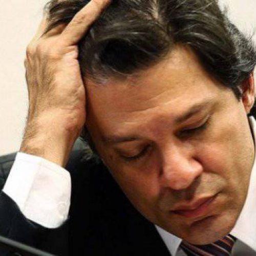 Datafolha: rejeição a Haddad supera a de Bolsonaro e petista vence só no NE