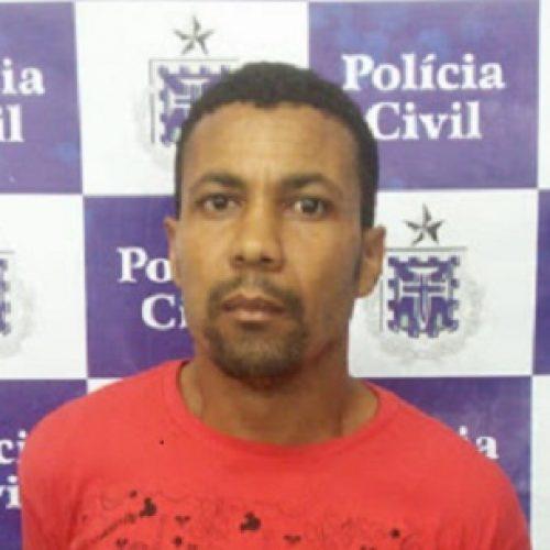 Homem em Amargosa é preso por latrocínio cometido contra idoso de 72 anos em 2012