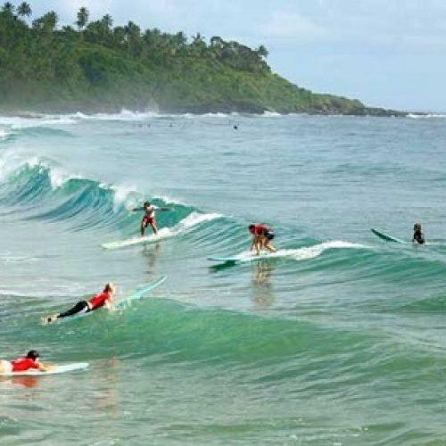 Itacaré sediará etapa de Mundial de Surf em outubro