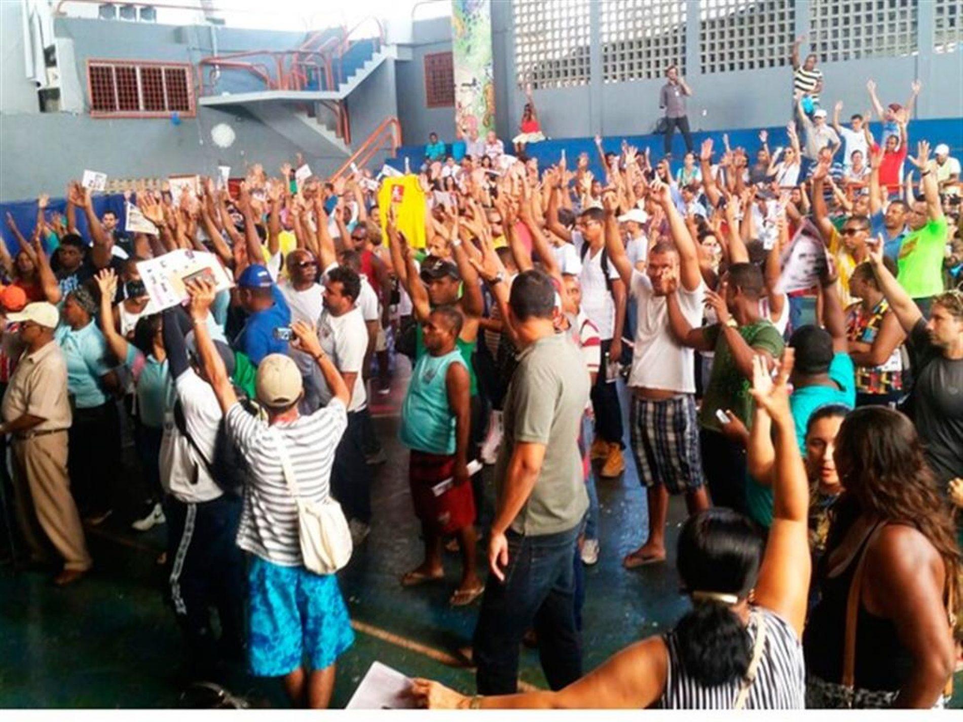 Justiça determina que Sindseps encerre greve