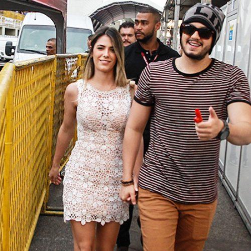 Luan Santana se revolta após ser acusado de pagar R$ 10 mil para mulher fingir ser sua namorada