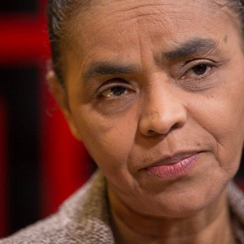 Marina Silva diz que o Brasil não pode seguir o caminho dos extremos