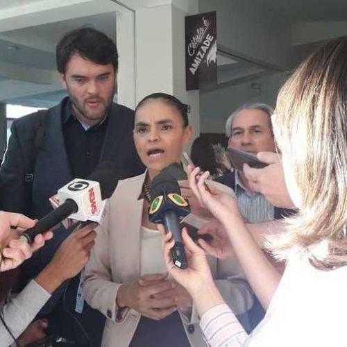Marina critica proposta para reajuste de salários no STF
