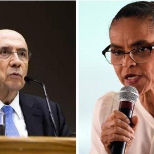 Meirelles e Marina pedem registro de candidatura à Presidência