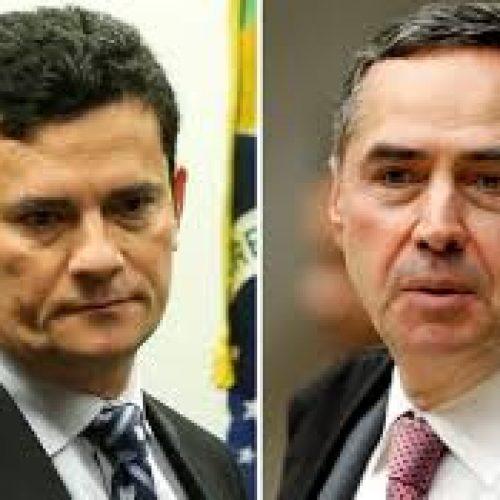 Juiz proíbe protesto durante palestras de Moro e Barroso em Salvador