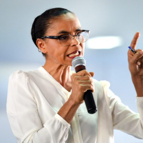 Temendo crescimento de Haddad, Marina Silva veta participação do petista em sabatina