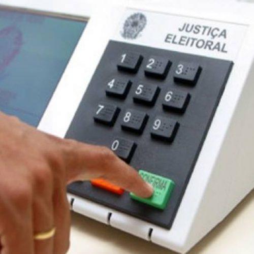 Termina nesta quinta prazo para eleitor requerer voto em trânsito