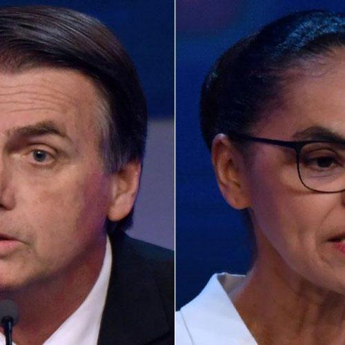 Usuários do Facebook ligam Marina a número de Bolsonaro para angariar votos para deputado