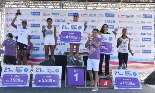 ACM Neto garante terceira edição da Maratona de Salvador em 2019