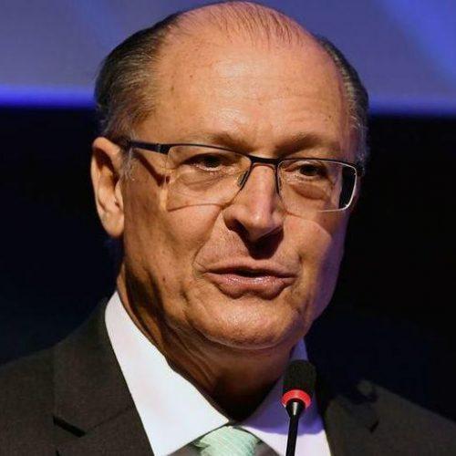 Alckmin: o que estamos vendo na TV pelo PT é enganação