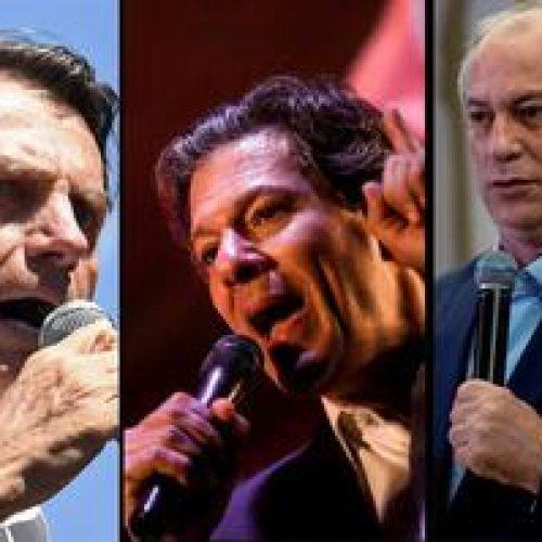 Bolsonaro tem 33% dos votos e Haddad vai de 16% para 23%, isolando-se em 2º lugar, mostra pesquisa