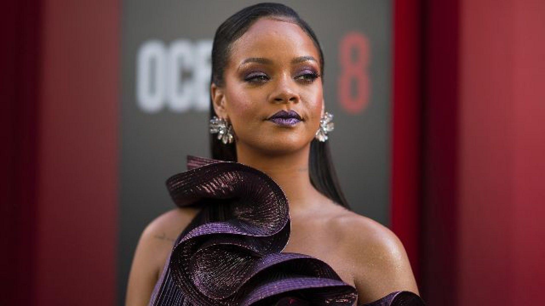 Cantora Rihanna é agora uma embaixadora