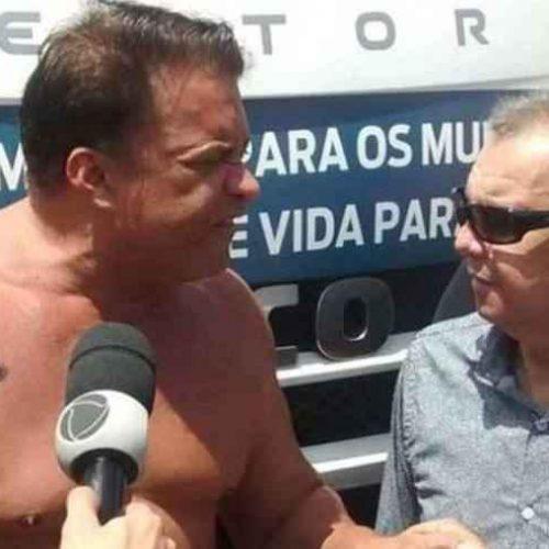 Deputado da tatuagem de Temer tem candidatura barrada por ser ficha suja