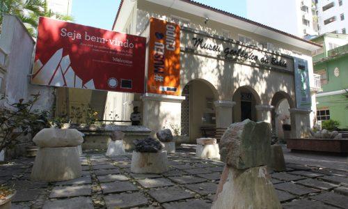 Exposições marcam Primavera dos Museus no Museu Geológico da Bahia