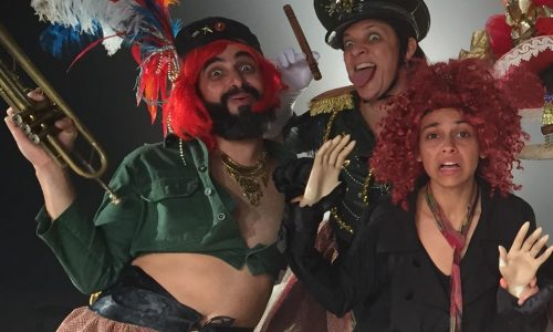 """Festival da Primavera tem """"Teatro La Independencia"""" no TGM"""
